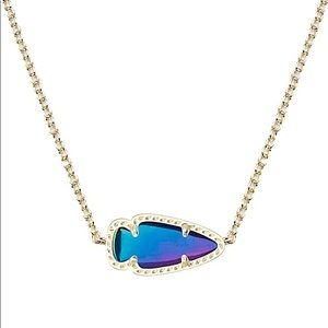 Kendra Scott Iridescent Necklace